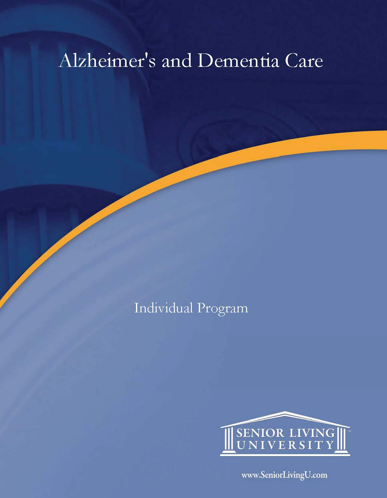 Alzheimers Dementia Training Caregiver Certification Slu