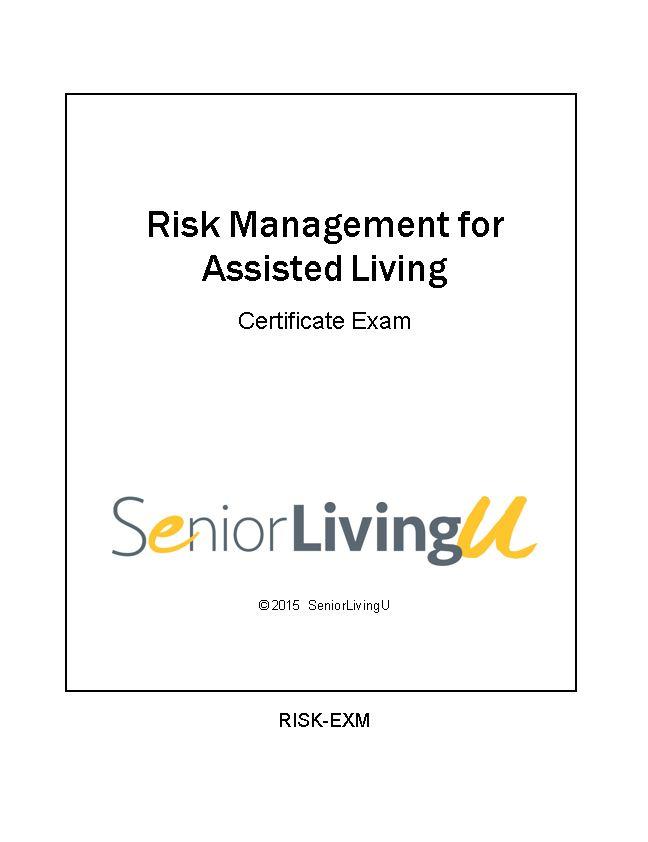 Risk Management Certification Extra Exam