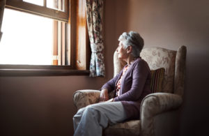 financial abuse can leave elders feeling isolated